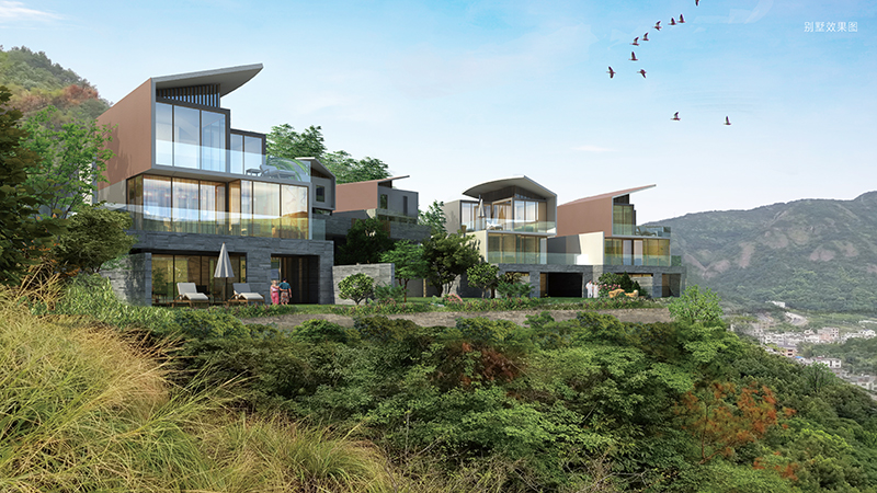温泉酒店规划设计