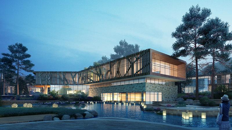 广州温泉设计公司