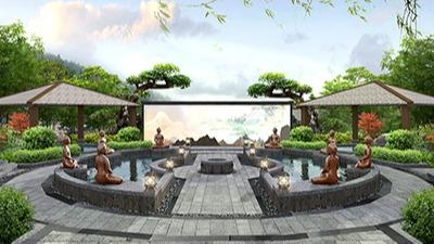 温泉旅游景区景观设计有哪些设计理念