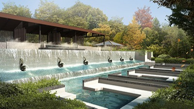 浅谈温泉设计、温泉规划、温泉度假村规划、温泉酒店规划设计的标准
