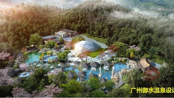 温泉设计与生态空间相结合有哪些特点