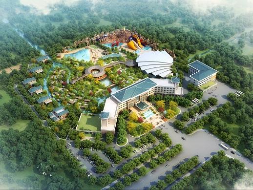 规划 温泉酒店