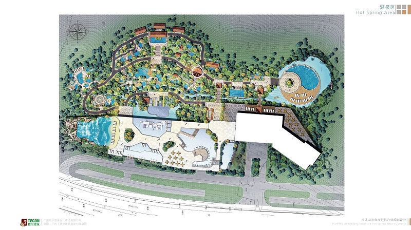 广州御水规划设计