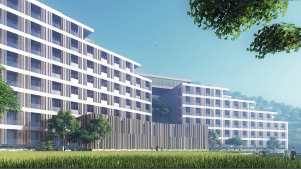 温泉酒店设计的环境应该有哪些选择
