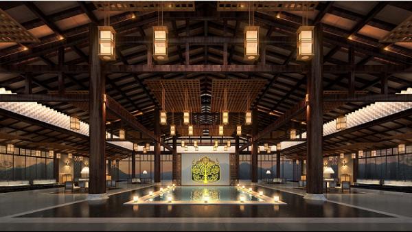 温泉规划设计如何吸引客人